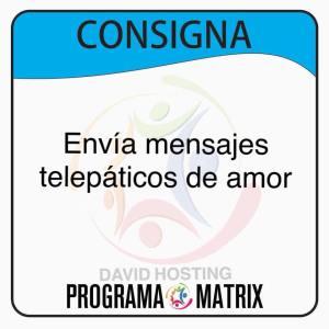 Consigna Programa Matrix