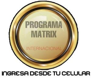 INGRESA AL GRUPO MATRIX