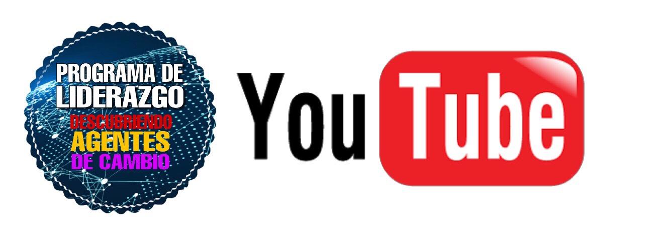 Canal de YouTube de PROGRAMA DE LIDERAZGO